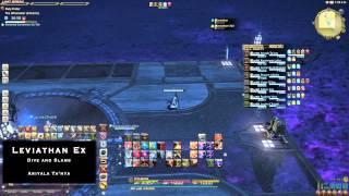 Final Fantasy XIV - Leviathan Ex Dodging