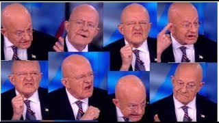 JAMES CLAPPER CHANGES STORY ON WHO TRANSFERRED DNC EMAILS TO WIKILEAKS!