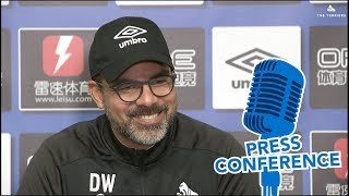 🧢 PRESS CONFERENCE | David Wagner on Brighton