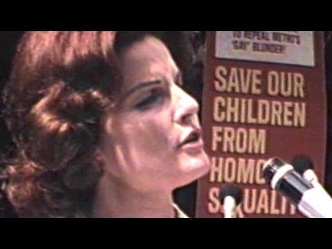 Anita Bryant - Save Our Children Campaign
