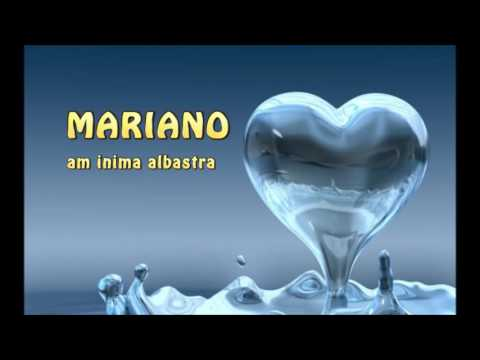 MARIANO - Am inima albastra 2017