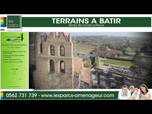 Les balcons de Lutché - Les Parcs <br/>1 vol et 1 montage : 800€ ht <br/>