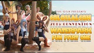 """ColossalCon 2015 CMV ONE """"WATERPARK FUN"""""""