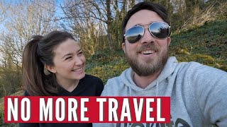 No More Travel | Coronavirus & Travel Plans
