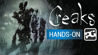 Creaks (iOS, Apple Arcade, Nintendo Switch) | Gameplay