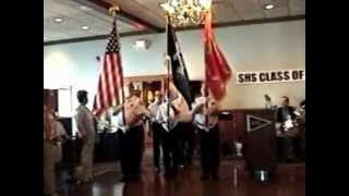 SHS Class of 1965 Veterans Memorial Service - 2005