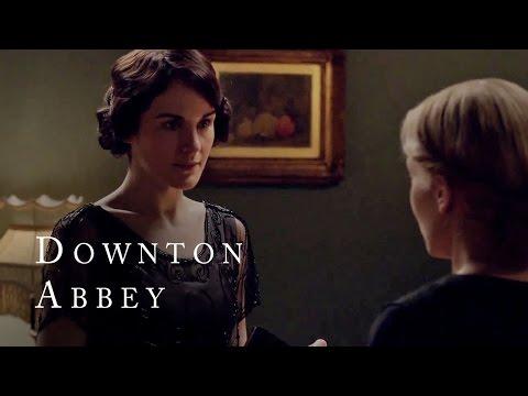 Anna Helps Lady Mary's Getaway | Downton Abbey | Season 5