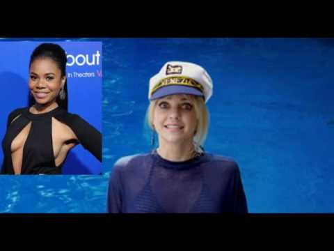 Anna Faris Is Unqualified Regina Hall part one #55