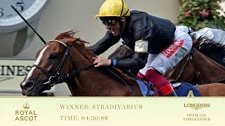 Stradivarius Wins The Gold Cup | Royal Ascot 2019