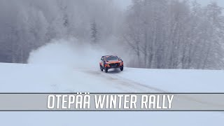 Otepää Winter Rally 2021 OTT TÄNAK, THIERRY NEUVILLE and TOP 3 R5, PURE SOUND