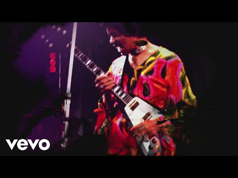 Jimi Hendrix – Lover Man preview image