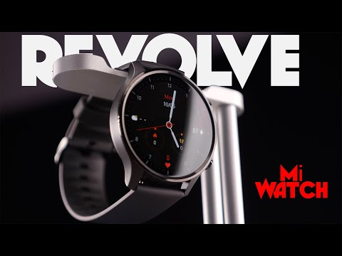 Xiaomi Mi Watch Revolve Review Videos