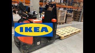 Работа в Польше на IKEA