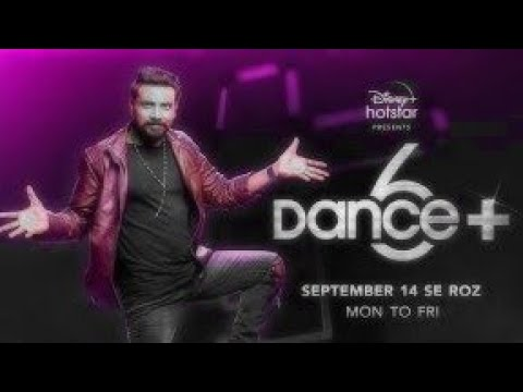How To Download Dance Plus 5 New Season.