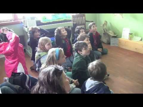The Pinecroft School Field Trip to the Lloyd Center