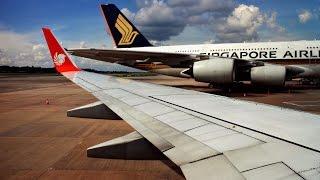Malindo Air Flight Review: OD807 Kuala Lumpur to Singapore