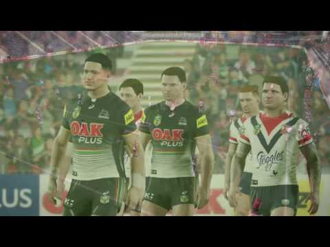 Noob plays Rugby League Live 4