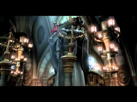 Dante VS nero 1st fight HD russian dub