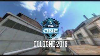 CS:GO - ESL One Colonge 2016 (Best Moments)