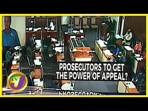 Is Powers of Appeal Coming for Prosecutors? | TVJ News - Oct 8 2021
