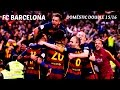 FC Barcelona - Luis Enrique Era | THE MOVIE 2015/16 (HD)