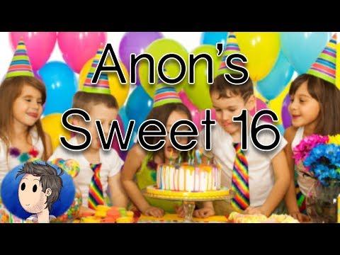 Anon's Sweet 16