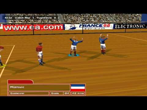 FIFA RTWC 98 - Indoor Stadium (CZE - YUG)