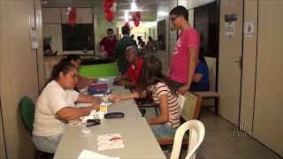 Morada Nova: Lúcio Sátiro foi voluntario na campanha do Hemoce na Câmara