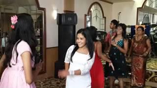 sri lankan wedding dance funny comedy family dance dj asanka