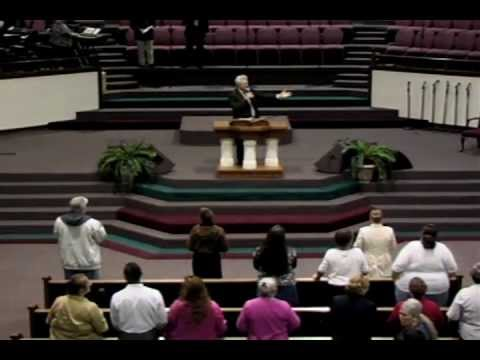 """I Choose God's Love"" – Pastor Brian Kinsey – 11/10/2010"