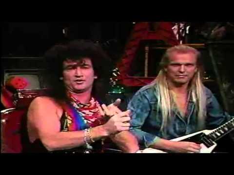 Robin McCauley Michael Schenker MSG 1987 MTV Headbangers Ball