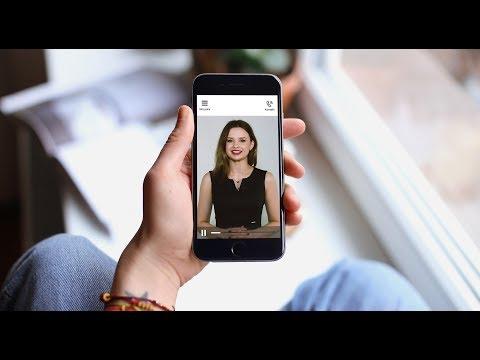 Innovation in recruitment & employer branding - video messages platform Waywer.com