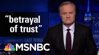 Lawrence's Last Word: More Video Of Republican Hypocrisy On Impeachment | The Last Word | MSNBC