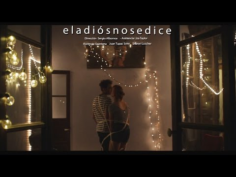 Trailer - el a d i o s no se dice - Obra teatral