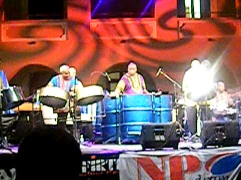 Puerto Rico All Stars Steel Band/Jack Waren/Calyps...