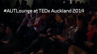#AUTLounge at TEDx Auckland 2014 video