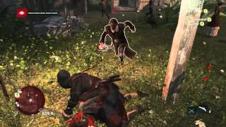 AC4 Black Flag - Assassinations
