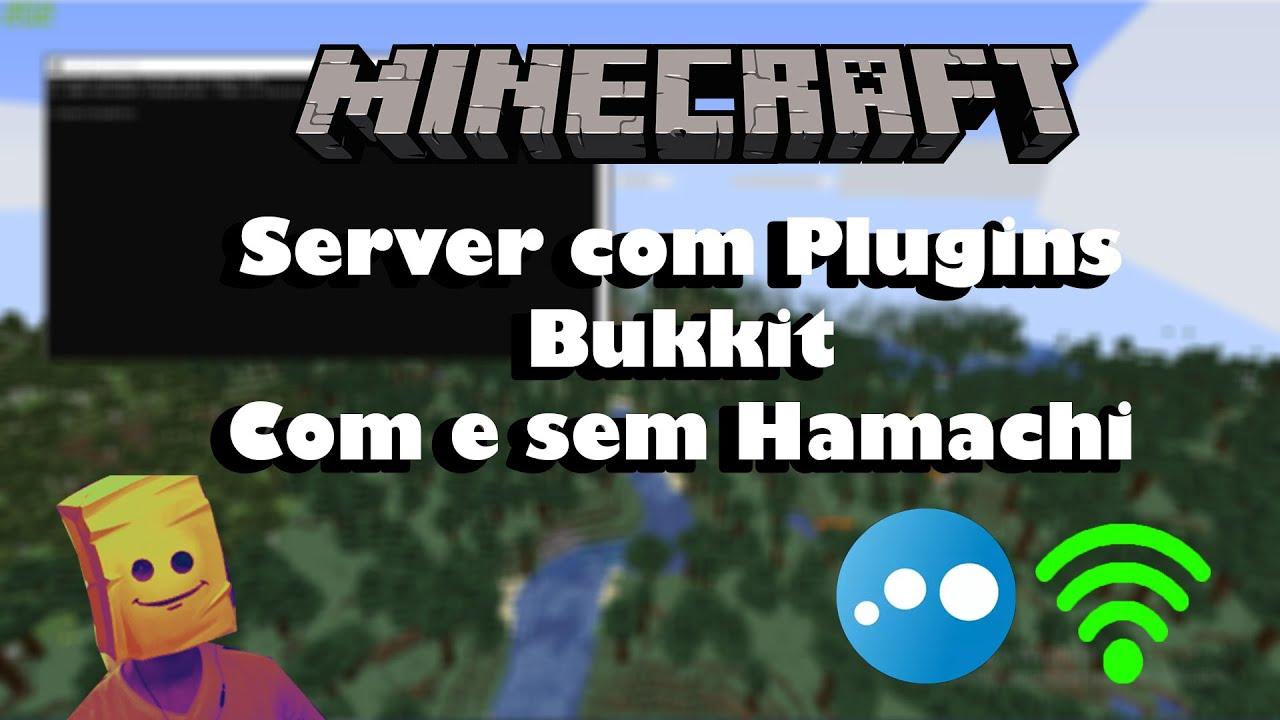 Download Como Criar Servidor de Minecraft Com Plugin (Bukkit)