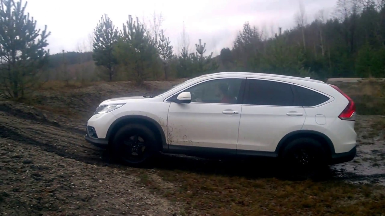 Honda CR V 2.2 IDTEC Off Road BF Goodrich All Terrain T/A KO