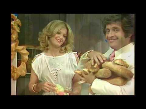 Joe Dassin:  Le petit pain au chocolat + Texte de la chanson