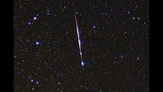 ☄️ THE PERSEIDS METEOR SHOWER 2018 LIVE SKY CAM! August 11th and 12th, 2018