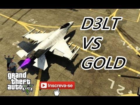D3LT vS GOLD - Sessão p/ Conv. x6