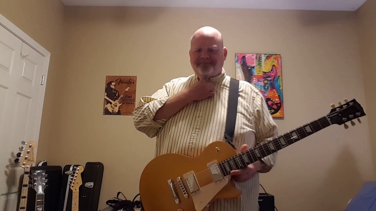 2017 gibson les paul tribute t review youtube. Black Bedroom Furniture Sets. Home Design Ideas