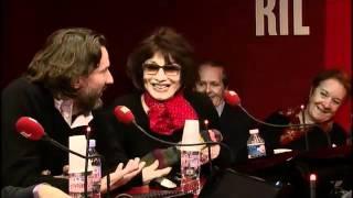 Mardi 17 Janvier : Présentation de Frédéric Beigbeder et Judith Magre par Stéphane Bern - RTL - RTL