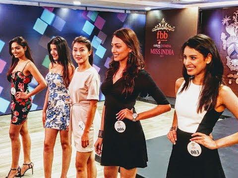 fbb Colors Femina Miss India 2017: Miss Beautiful Smile Sub Contest