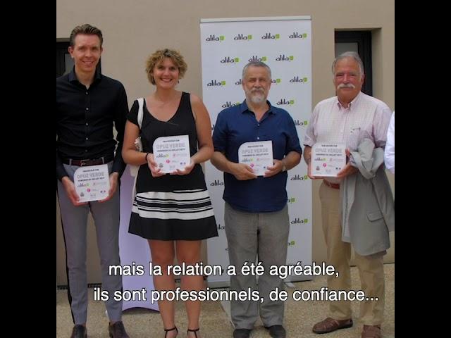 ALILA - Inauguration de OPUZ VERDE à Bonnières - Christian DELEVEAUX - TIERRA Architecture