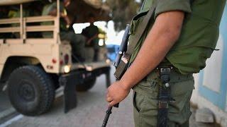 مقتل رجل جمارك تونسي برصاص متشددين