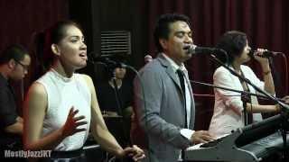 adriana ost launching by indra lesmana ft eva monita cerita kita mostly jazz 30 11 13 hd