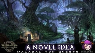 ★ Elder Scrolls Online ★ - L36 A Novel Idea