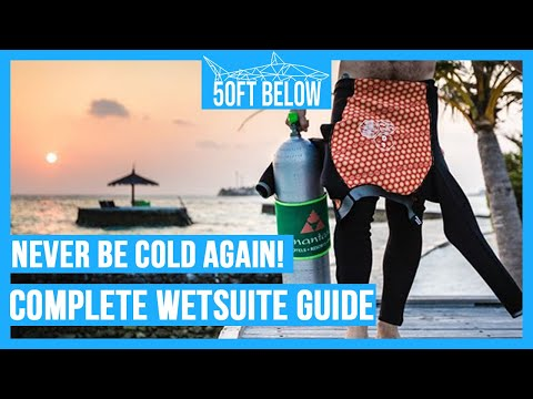 Which Wetsuit For What Temperature | Full Scuba Wetsuit Guide!